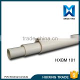 HOT FIRE RESISTANT HIGH END PVC ELECTRICAL CONDUITS /NO MOQ LIMITED FOR REGULAR SIZE