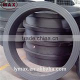 Large diameter of 1000mm HDPE pipe fittings welding flange stub end
