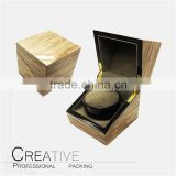 High Quality Wooden automatic single watch winders wood safety box