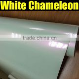 Chameleon Pearl White to Pink New Arrived Vinyl Wrap Sticker