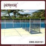 stainless steel cable guardrail for folding swimming pool