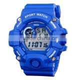 Wholesale Most Popular Design Alarm And Chronograph Wrist Watch With Auto Date Elegant Sport Watch