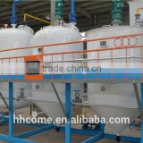 25TPD animal oil refining process machine, pourtry oil refinery, lard oil refinery machine
