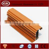 Aluminium Profile For Wooden Door And Window Frame Design