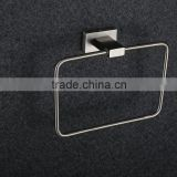 2016 new modern design bathroom accessories stainless steel towel ring