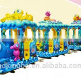 Mini Thomas orbit train with 14seats