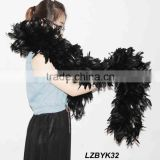 Full Fluffy coque feather Boa LZBYK32