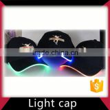 Custom led baseball beanie cap