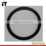 machining heat resistant PTFE with glass fiber filled plastic sealing ring
