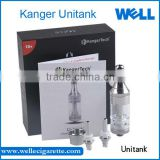China most popular e cigarettes with wholesale price for original new design kangertech unitank! Accepted Paypal! kanger unitank