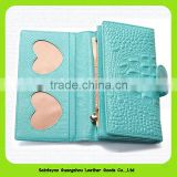 popular hot saling brand name ladies purse With Strap for wholesales make in china