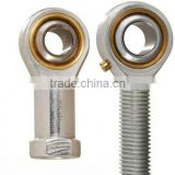 Ball joint bearing SAL...T/K made up of a radial spherical plain bearing G..PW (GE...PW) and rod body maintenance free