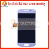 original For Samsung Galaxy S4 Mini i257 i435 LCD Display+Touch Screen Digitizer white