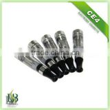 SLB CE4 clearomizer 1.6ML big vapor atomizer compatible with kgo, ego, 510, ego-t, ego vv