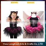 2016 hot sale party fashion girl tutu dress sequins ballet dress