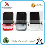 lcd screen assembly for Blackberry BB Q5 lcd display with touch digitizer for BB Q5