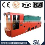 CTY12/7GP Accumulator Explosion-proof Locomotive For Mining Underground Power Equipment