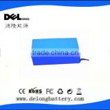 18650 24V 13Ah Lithium ion battery system for electric vehicle