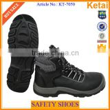 Wholesale Work ankle boots / men leather shoes work boots sale low price                                                                         Quality Choice