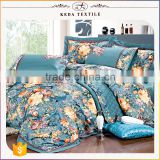 Alibaba China supplier wholesale price 100% cotton reactive jacquard king size duvet cover sets