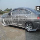 newly clear disposable sun protection car cover