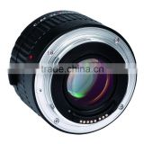 Hot selling Viltrox C-AF 2X teleplus for Canon EF lens with high quality optical filming glass