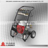 Lingben China 5.5HP Honda engine Gasoline Portable high pressure washer/High pressure cleaner                                                                         Quality Choice