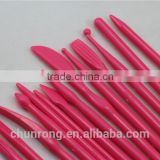 Hot sell 2015 new products plastic clay fondant modeling tools