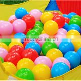 Multi-colored dia.75mm ocean ball for kids