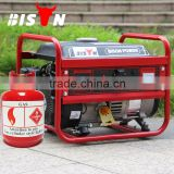 BISON(CHINA) Gasoline Gas Dual Use Carburetor Engine Model GX120 154F 1kw Gas Generator                                                                         Quality Choice