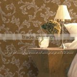 Beautiful wall paper/Indoor wallcovering/unique wall coverings/Non woven wallcoverings (130506)