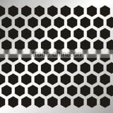 reliable supplier anping china galvanized round punched hole perforated metal mesh sheet
