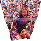 Holi Festivals Celebrations Occasions powder For sport fun party Gulal Powder non-explosive Color Run Powder
