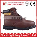 cheap wholesale steel toe leather mens goodyear safety boots welt boots industrial safety footwear goodyear work boots