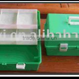 plastic medical small middle big tool box chest