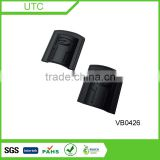Custom durable plastic cord ends for outdoor garment