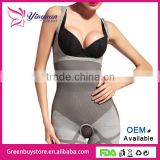 Natural Bamboo Charcoal Slimming Suit Body Shaper