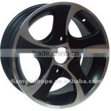 ZW HZ540 factory Popular design brand replica car alloy wheel for cars
