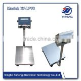 HY LP76 load cell 500kg tcs electronic price platform scale Counting Scale mechanical platform scale