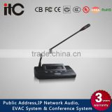 Wireless Audio Conference System Delegate Microphone System Table Mic TH-0501A