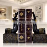 Hand Design Colorful Metal Bookends