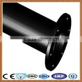 Flexible large diameter plastic pipe/plastic pipe fitting/black plastic water pipe roll alibaba express