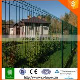 Hot sale metal edging garden fence, iron bending wire mesh fence, curved wire garden fence