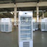 high-density polyurethane foam insulation medical refrigeration 260L 8~20 degree celsius