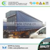 1000D PVC Vinyl Coated Tarpaulin Container Cover, Waterproof Container Side Curtain /PVC Tarpaulin Truck Cover