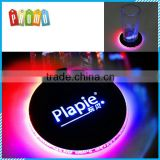 Wholesale flashing LED neon coaster, Led light drink coasters