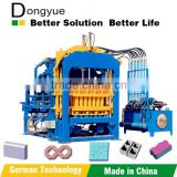 QT8-15 automatic concrete block machine line with Siemens' motor and CE certificate standard