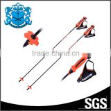Top level wholesale carbon cheap light weight ski poles manufacture