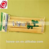 bamboo disposable tensoge chopsticks with paper plastic bag