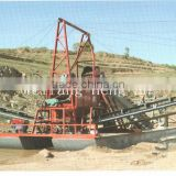 2013 new mini dredging machine for sale